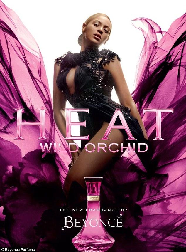 heat wild orchid