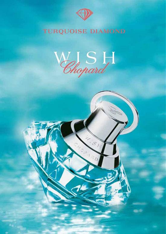 wish turquoise diamond