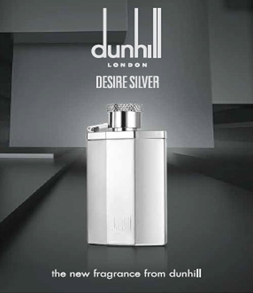 desire silver london