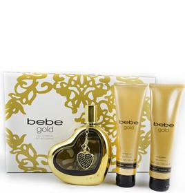 bebe gold set
