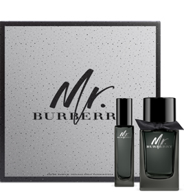 mr burberry parfum set
