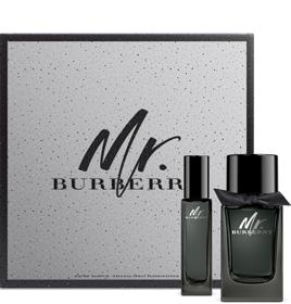 mr burberry parfum set