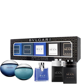 bvlgari men mini set 2