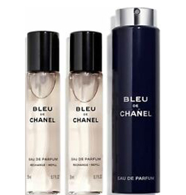 bleu de chanel parfum travel
