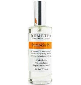 demeter pumpkin pie