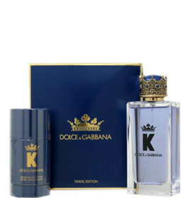 d&g king set