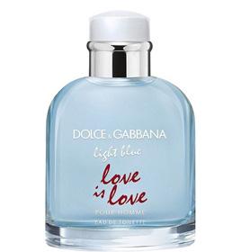 light blue love men