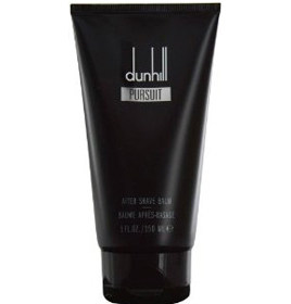 dunhill pursuit after shave