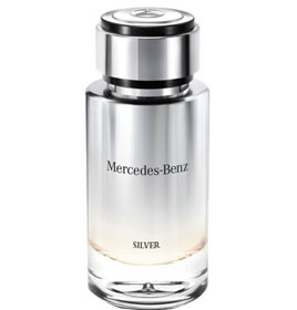mercedes silver