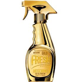 moschino fresh gold