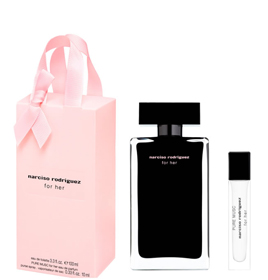 narciso rodriguez her edt set