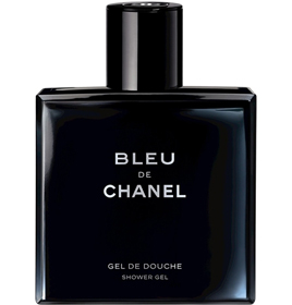bleu de chanel shower gel