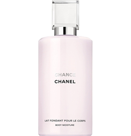 chanel chance body lotion