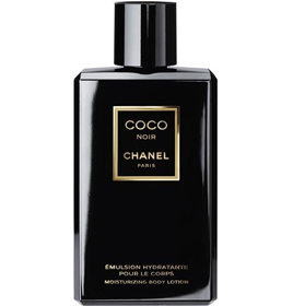 coco noir body lotion