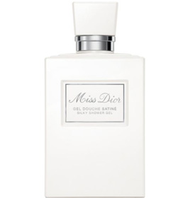 miss dior shower gel