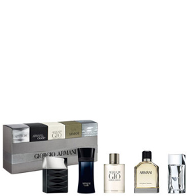 armani men mini set