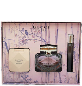 gucci bamboo set