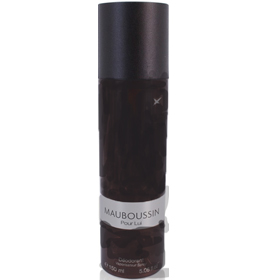 mauboussin black deo spray