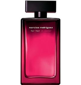 narciso rodriguez for her in color