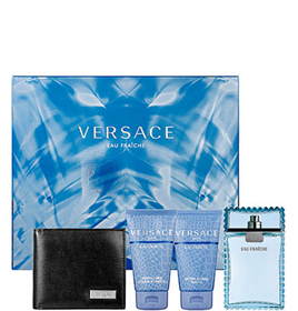 versace man set